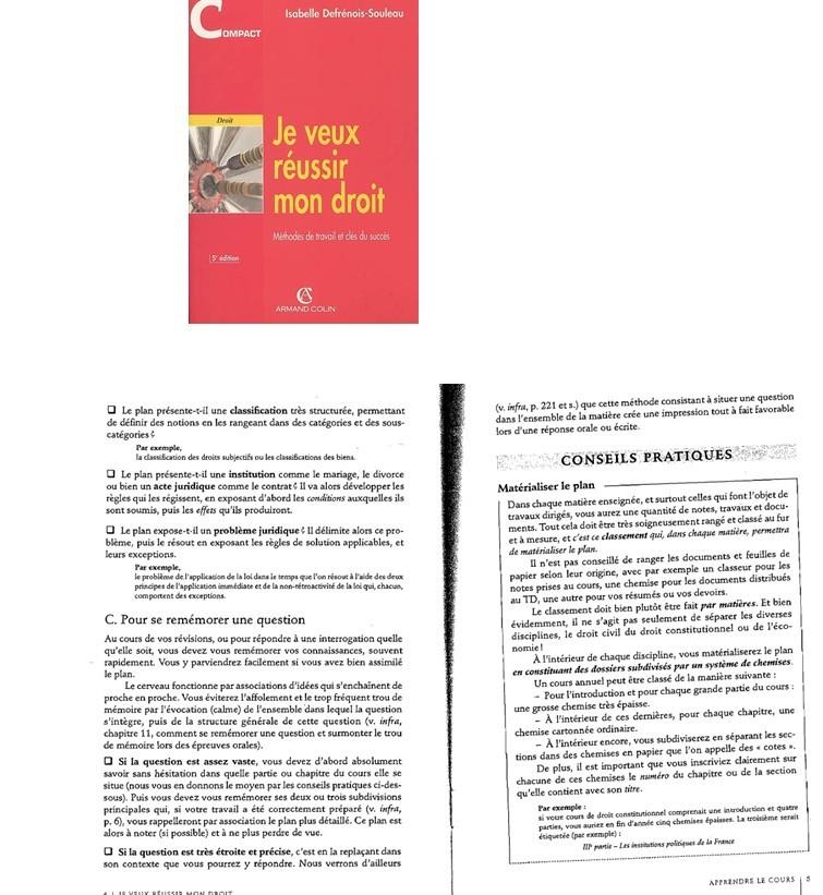 methodologie cas pratique juridique